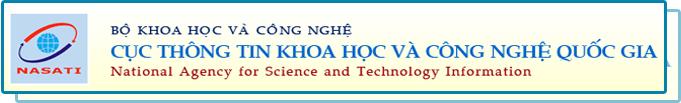 CSDL Cục Thông tin Khoa học & Công nghệ Quốc gia